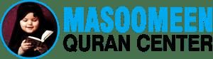 Logo Masoomeen Quran Center